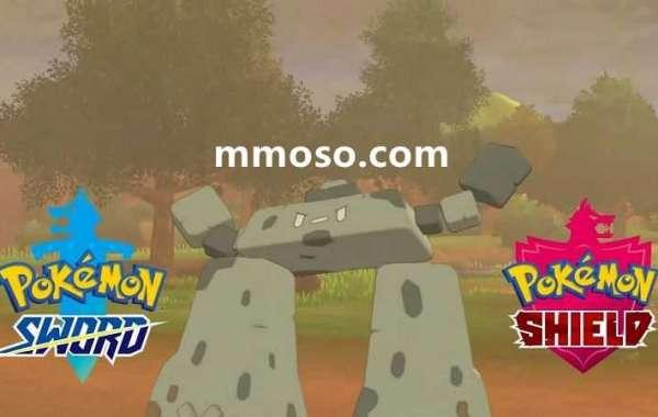 The pseudo-legendary Pokemon in Sword and Shield