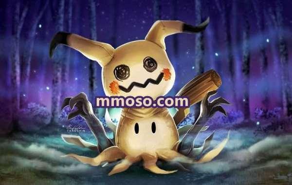 Team Mimikyu in Pokemon Sword and Shield