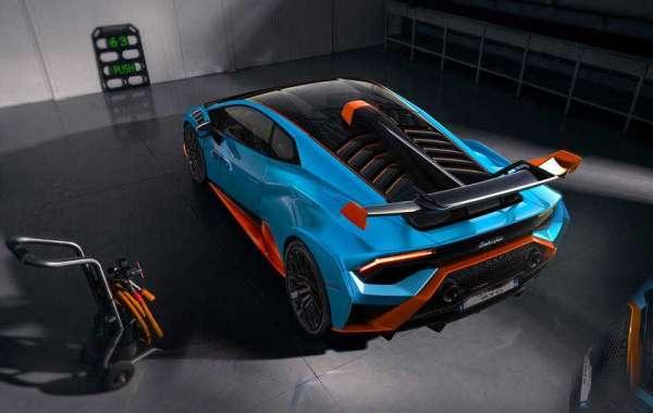 Lamborghini Huracan STO se une a la Rocket League