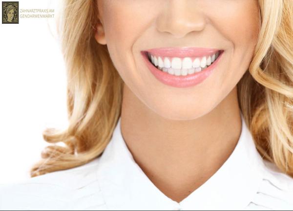 Zahnaufhellung Berlin sorgt für strahlend weiße Zähne