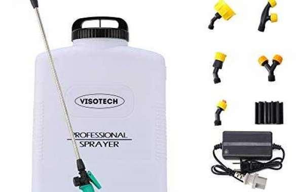 Battery sprayer manufacturer product information