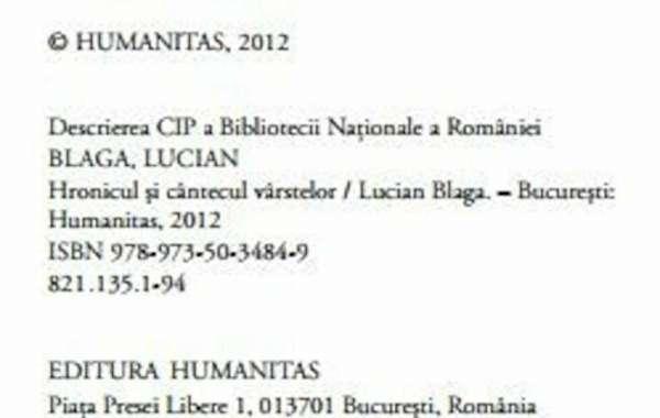 Zip Lucian Blaga Hronicul Si Cantecul Varstelor Ebook Free [epub] Utorrent