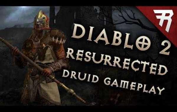 Diablo 2: Frozen Orb Sorceress Build - Resurrected Classic Sorceress Build