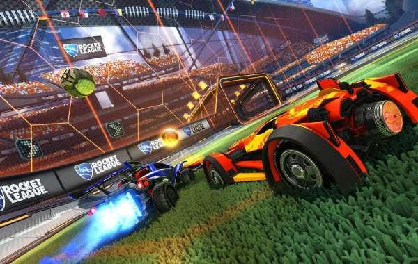 New Rocket League Heatseeker mode debuts subsequent week