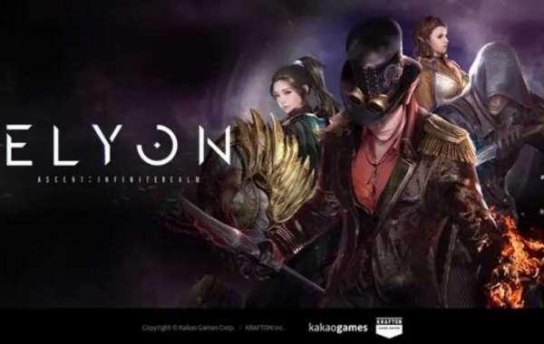 Elyon Opens Pre-Download